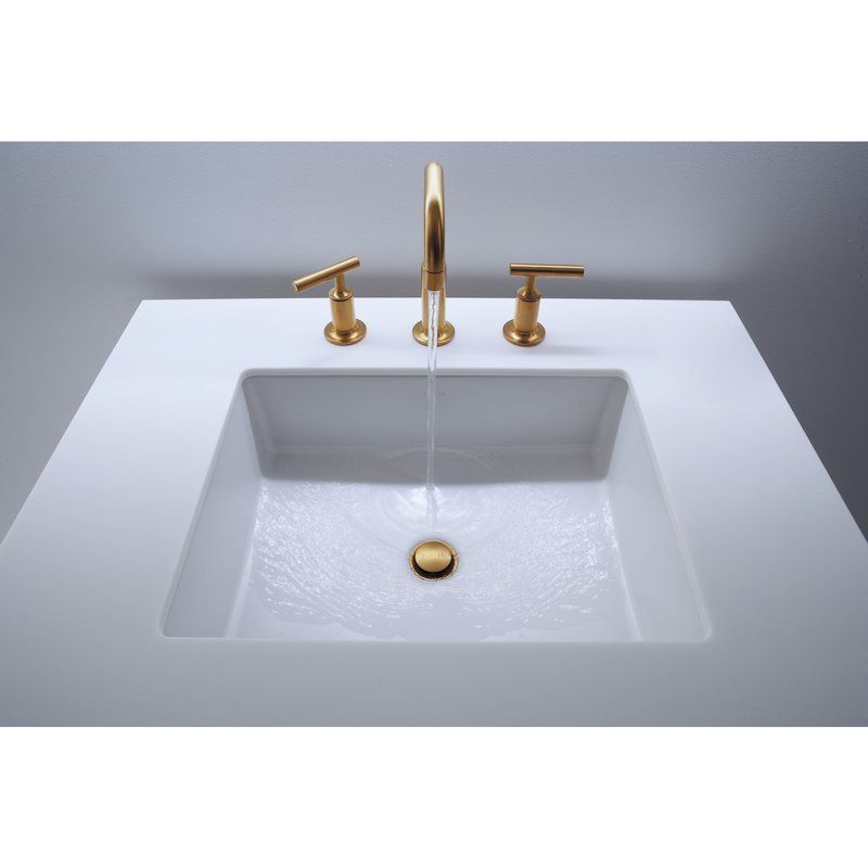 Purist Widespread Bathroom Faucet With Drain Assembly Bathroom Faucets Widespread Bathroom Faucet Sink