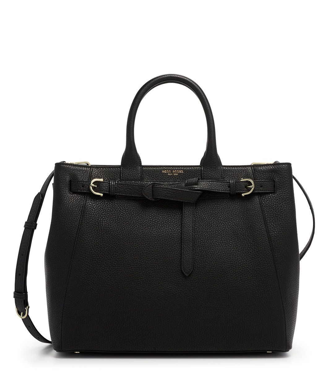 3b33cd3c6c64 The Belmont Leather Tote Bag is a Bendel Girl essential handbag. Crafted  with pebbled leather