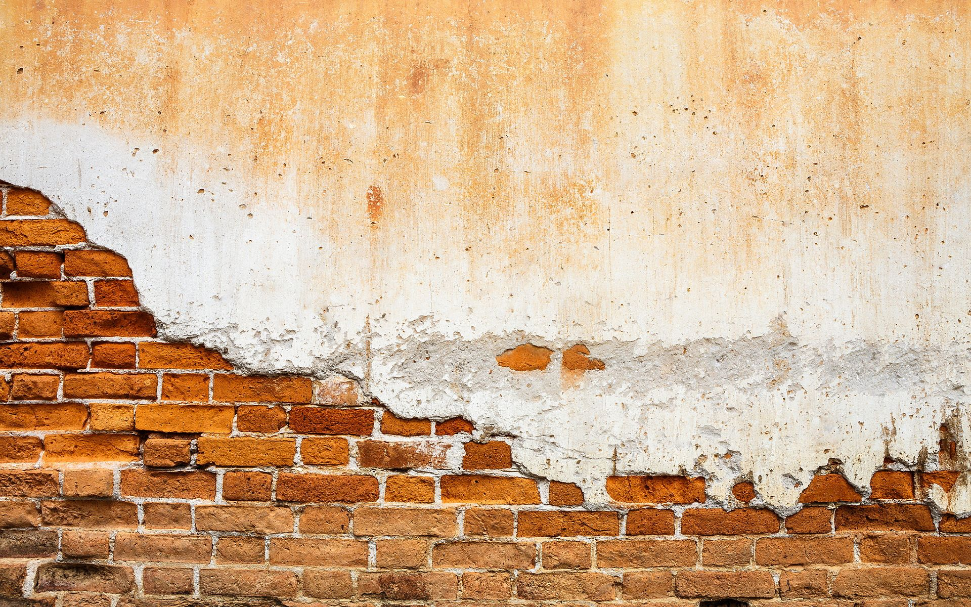 old wall plaster bricks wallpapers pictures photos images on brick wall id=29653
