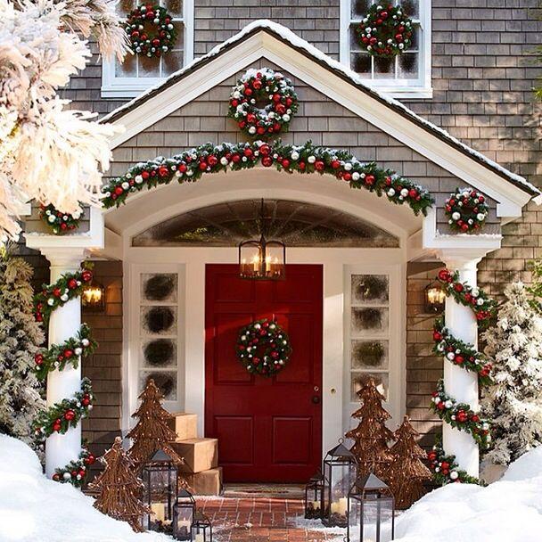 Xmas decorations, Christmas centerpieces and Diy christmas decorations