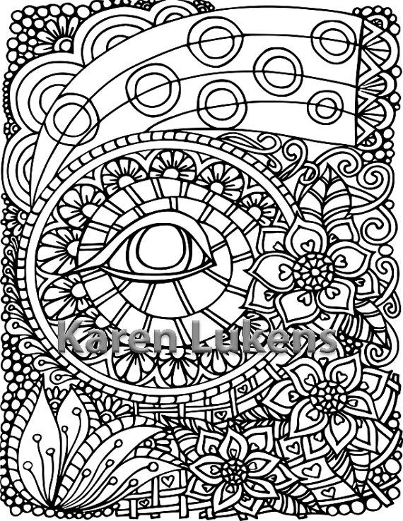 Pin On Karen Lukens Artist Coloring Pages