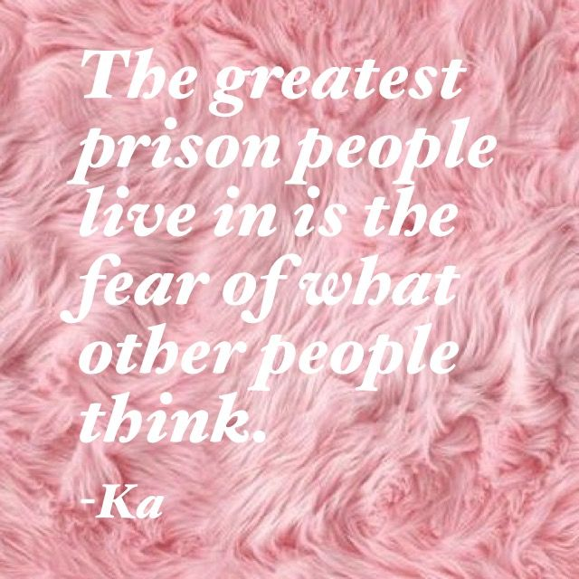 Set yourself free from that imaginary prison.  Everyone is entitled to their opinion, only yours should matter to you . #Ka #missfixitdubai #dubaiadviceblogger #dubairelationshipcoach
