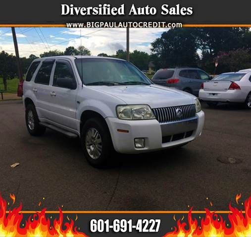 Diversified Auto Sales >> Diversified Auto Sales Llc 2006 Mercury Mariner