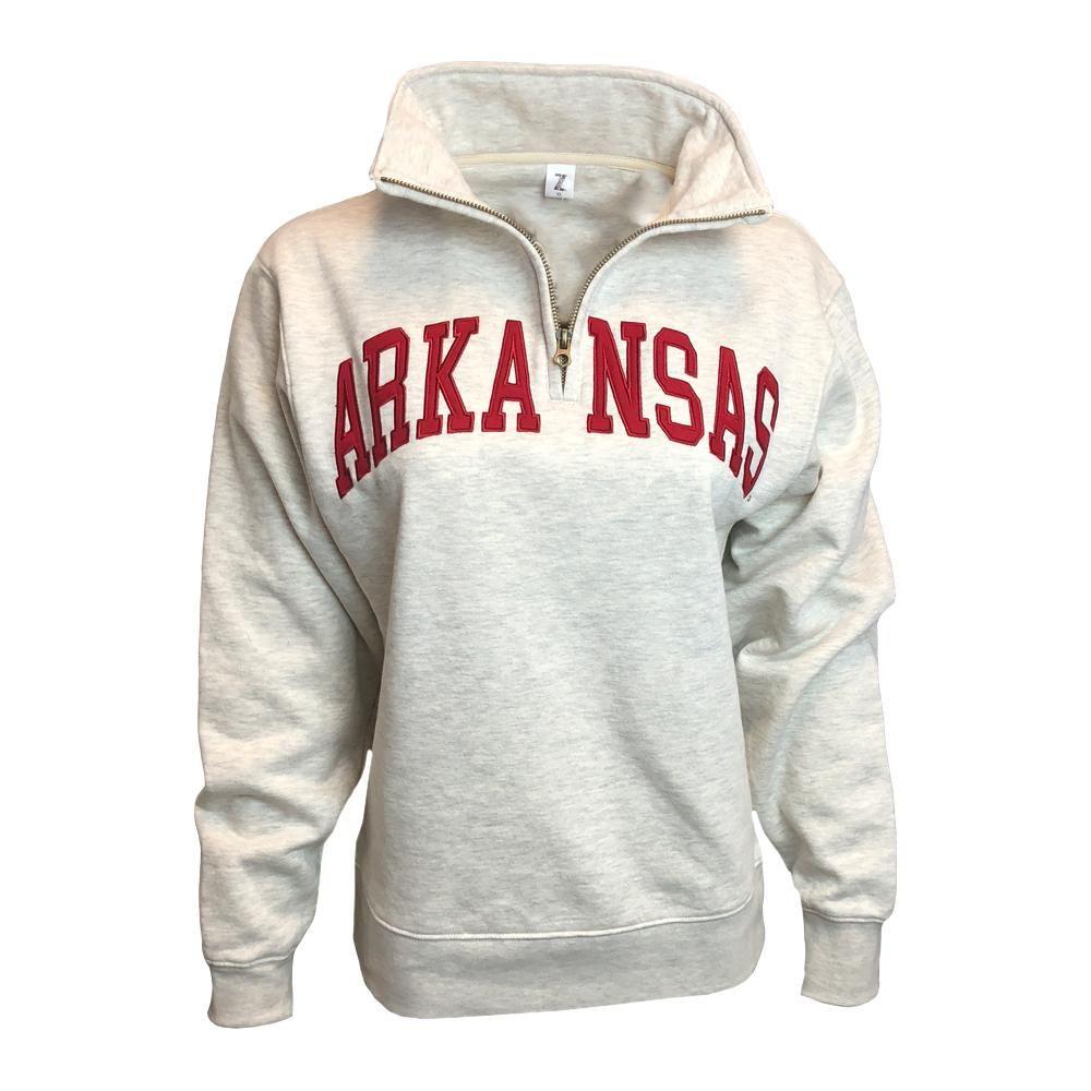 Razorbacks Arkansas Women S Sport 1 4 Zip Pullover Alumni Hall College Shirts Arkansas Clothes Sports Women [ 1000 x 1000 Pixel ]