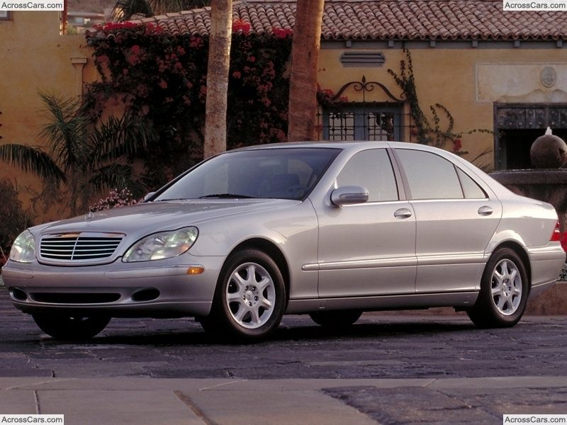Mercedes Benz S Class 2000 Benz S Benz Mercedes Benz