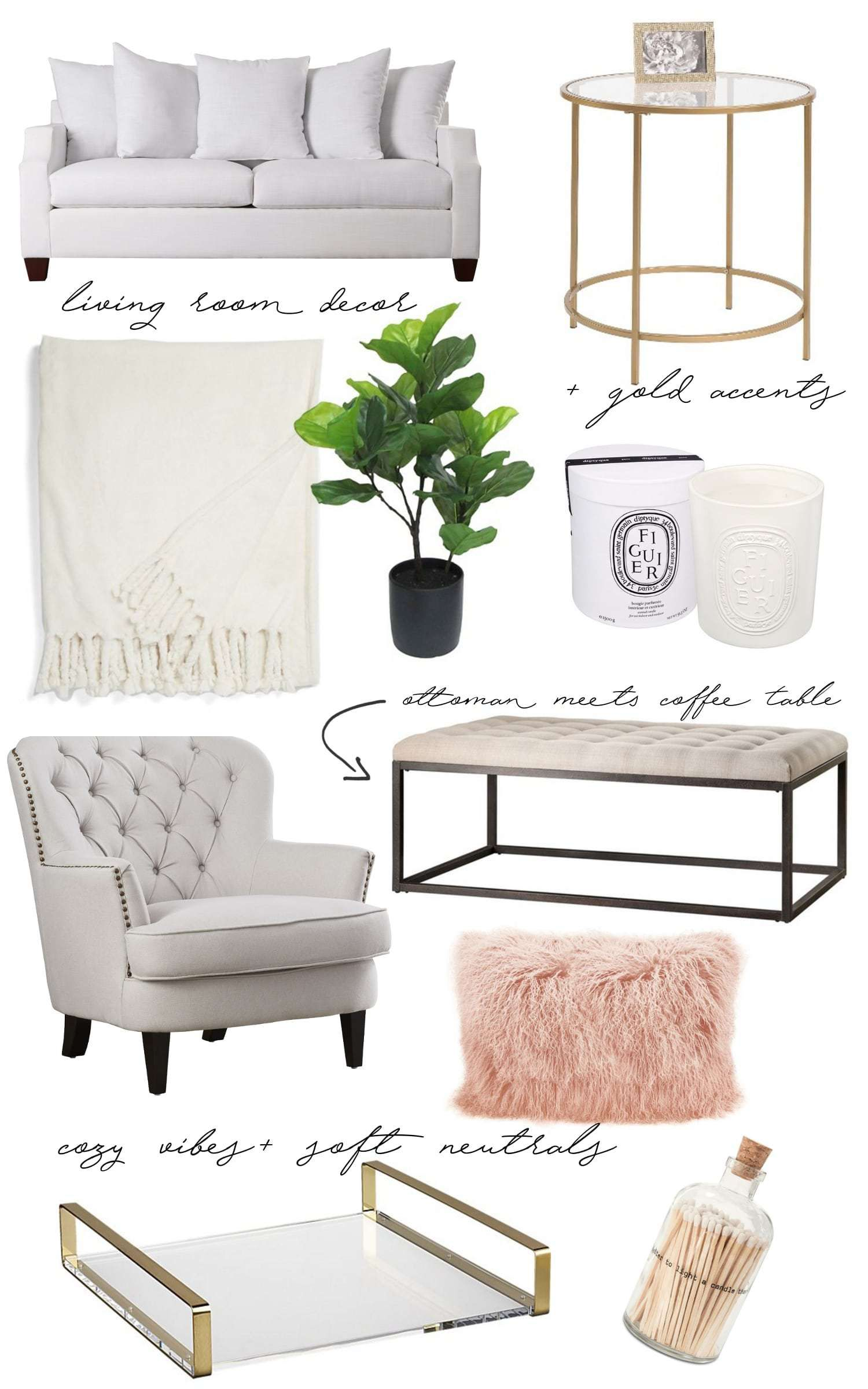Home Decor Wish List: Fancy Things Living Room | Mood boards, Living ...