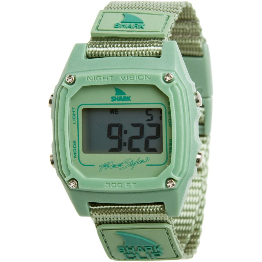 d2fe861dadb Freestyle USA Shark Clip Watch