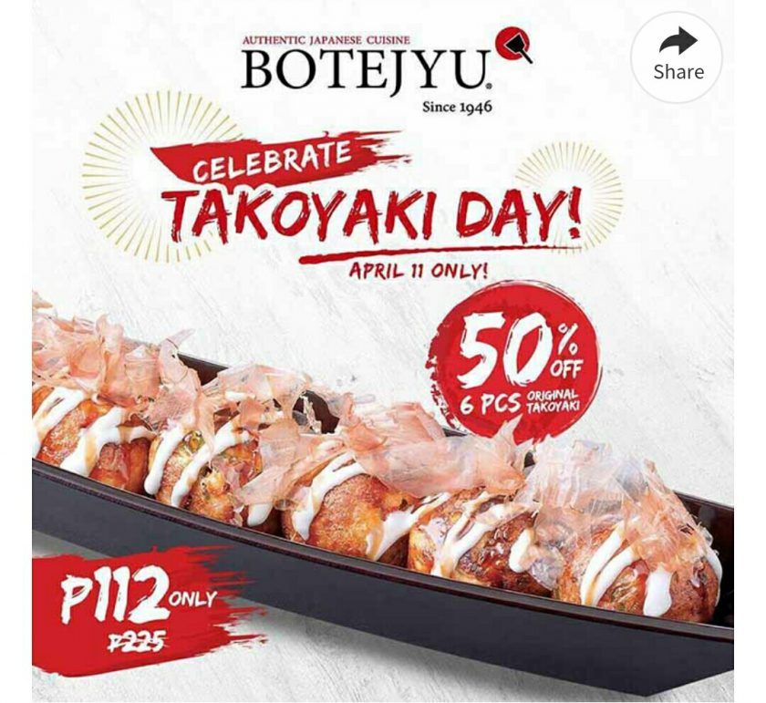 Takoyaki Day at Boteyju Takoyaki, Snack recipes, Food