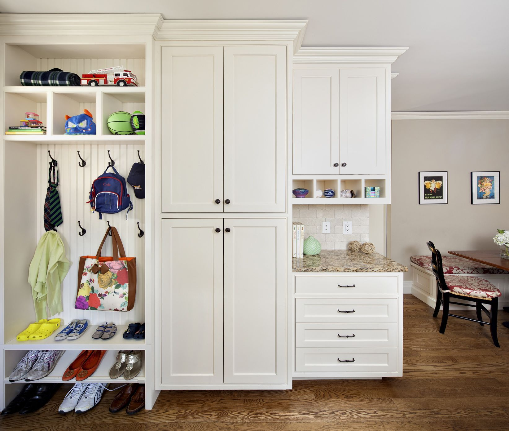 Superb 85 Fantastic Mudroom Ideas For 2018