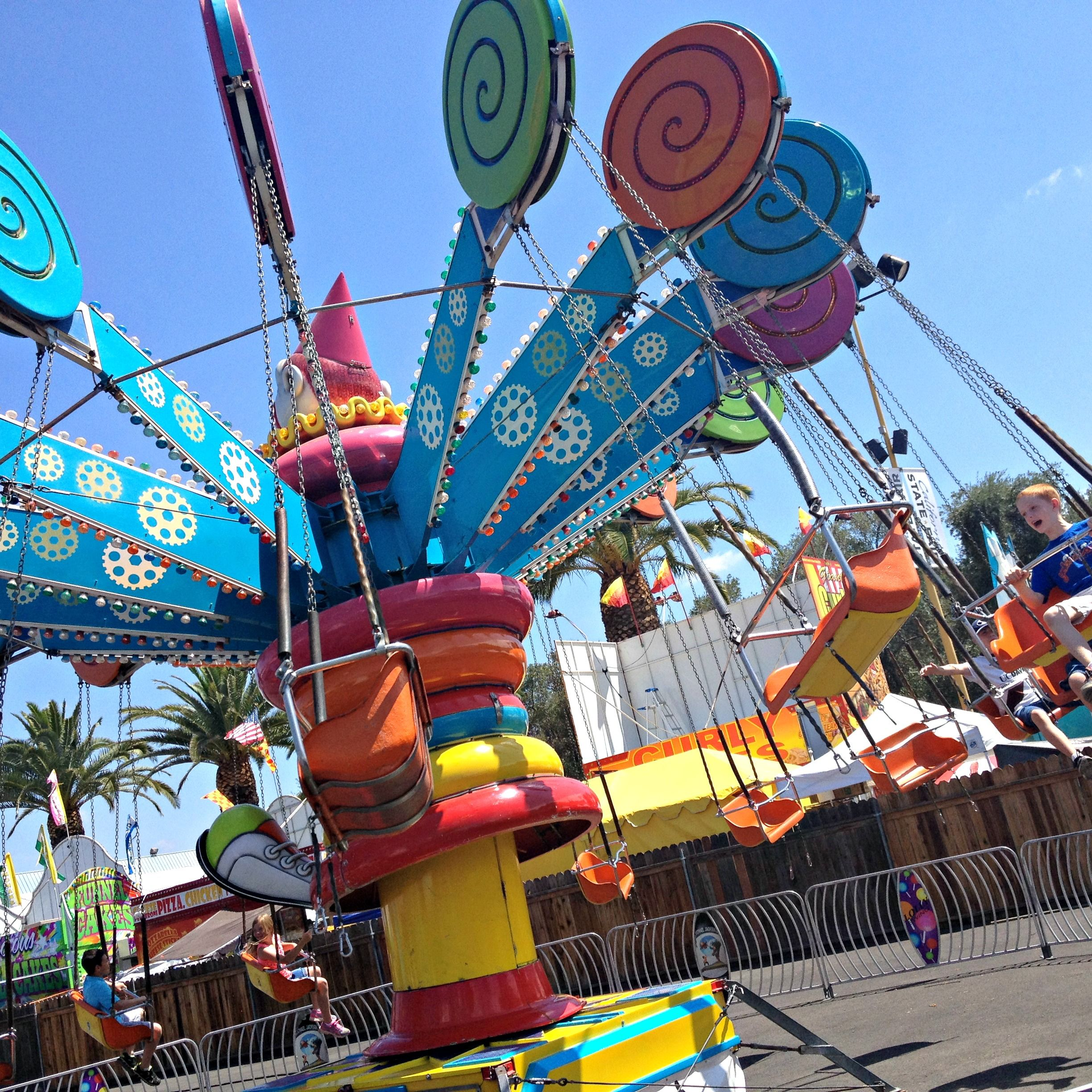 The Best Things To Do With Kids At The California State Fair In