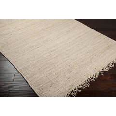 JUTE BLEACH - Surya | Rugs, Pillows, Wall Decor, Lighting, Accent Furniture, Throws, Bedding