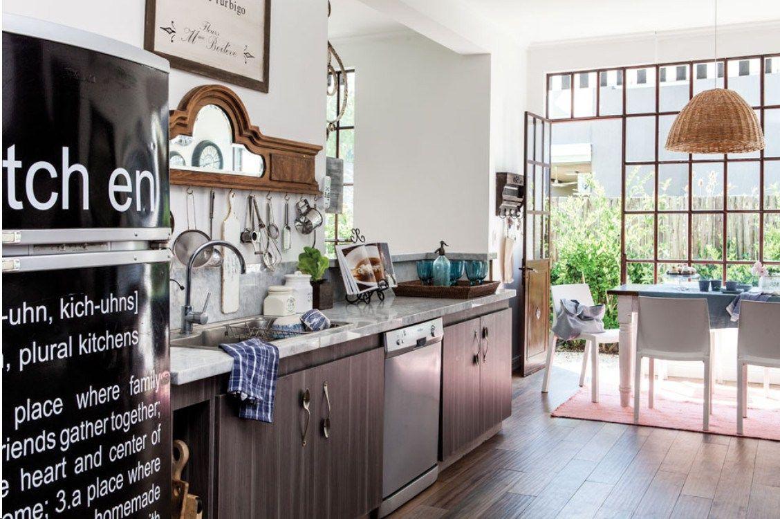 Aménager une grande cuisine avec personnalité (con imágenes