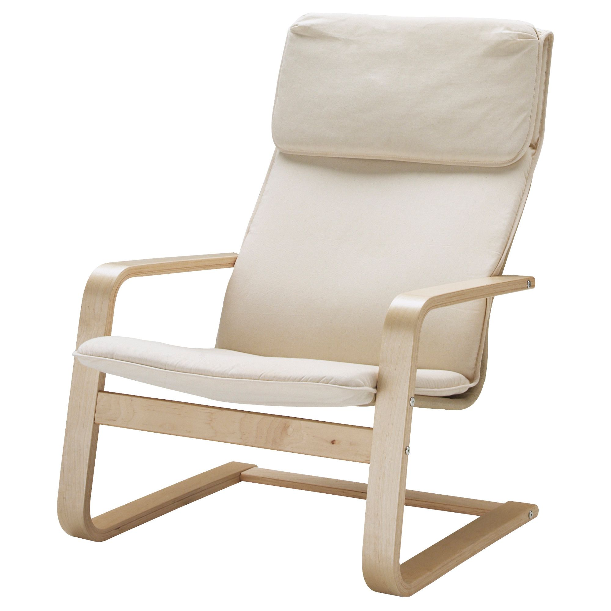PELLO Armchair Holmby natural