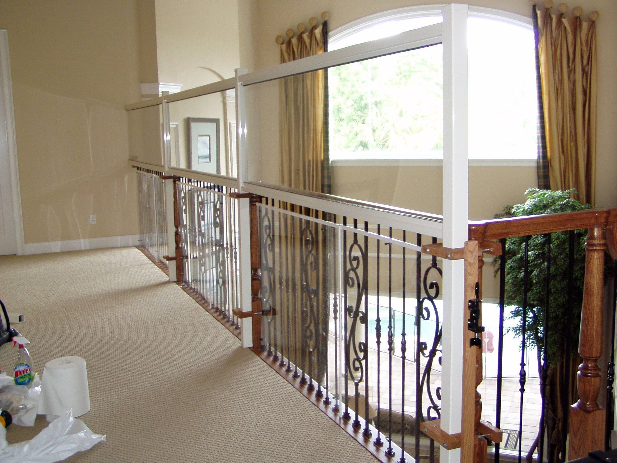 Banister Safety.After Safety Wall Window baby, Indoor