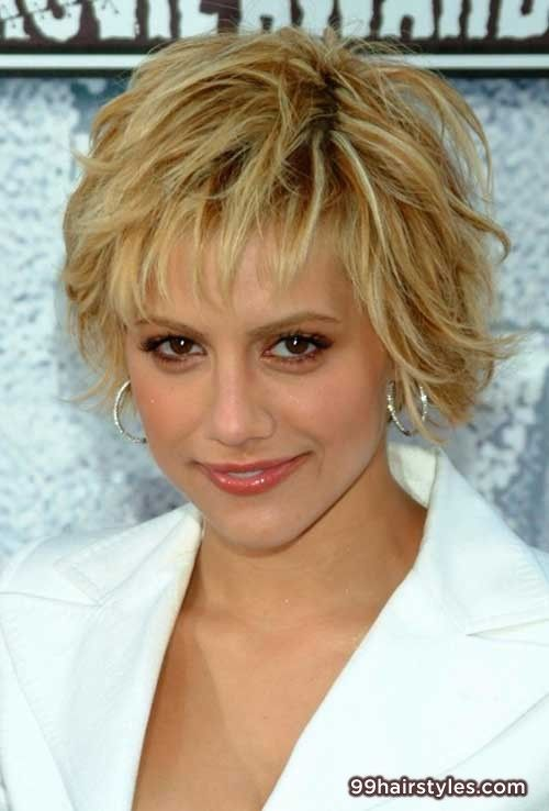 Short Messy Hairstyles Best Short Messy Hairstyle  Hairstyle Ideas  Short Bob  Pinterest