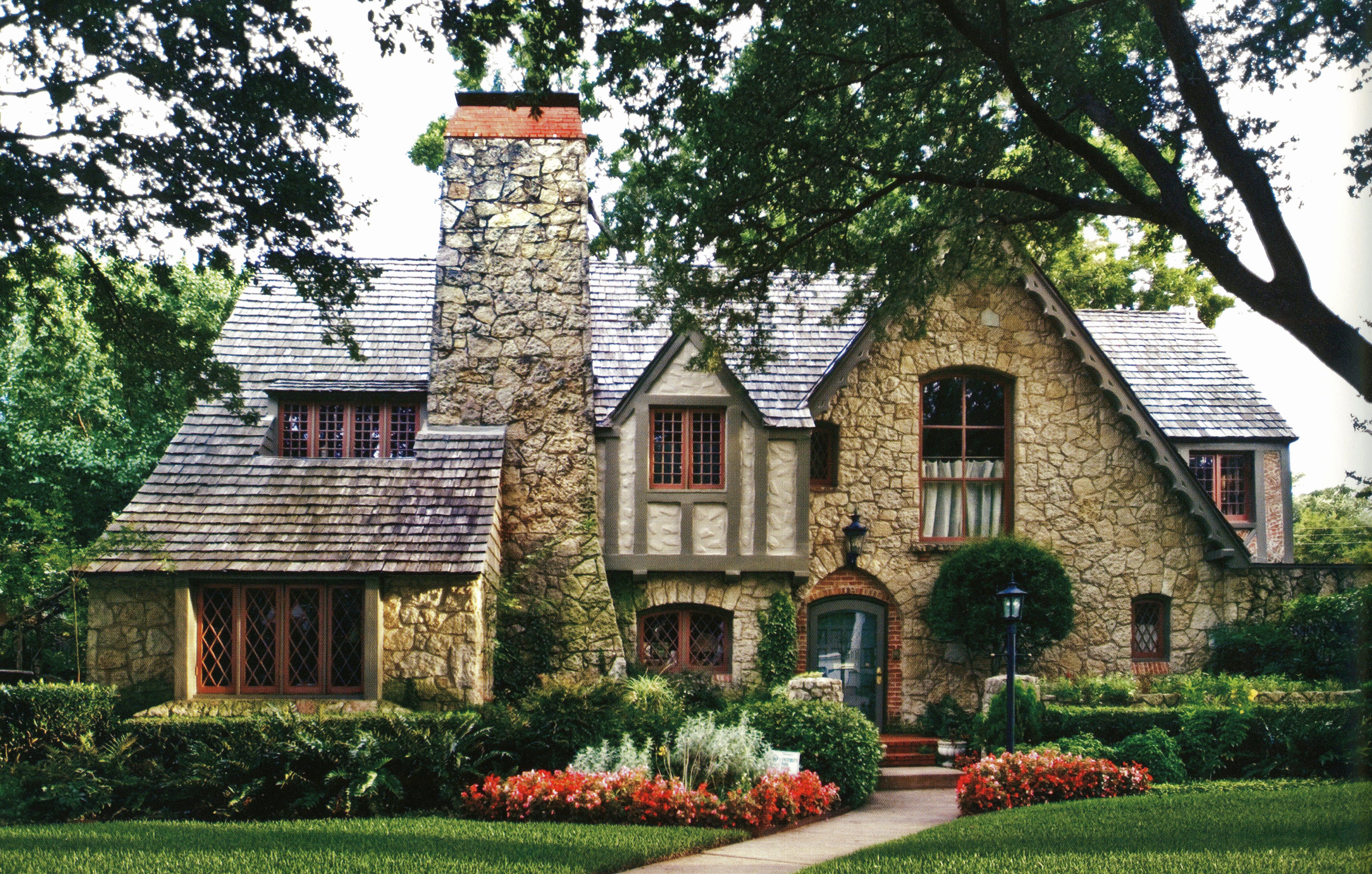 Stone Cottage House Plans Rustic French Country Small English 30