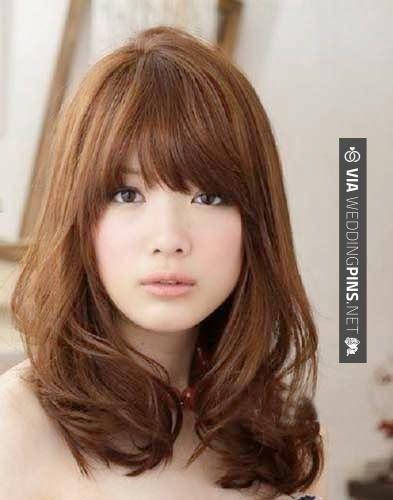 21 Korean Medium Hairstyles 2015 Ideas Medium Hair Styles Korean Medium Hair Hair Styles