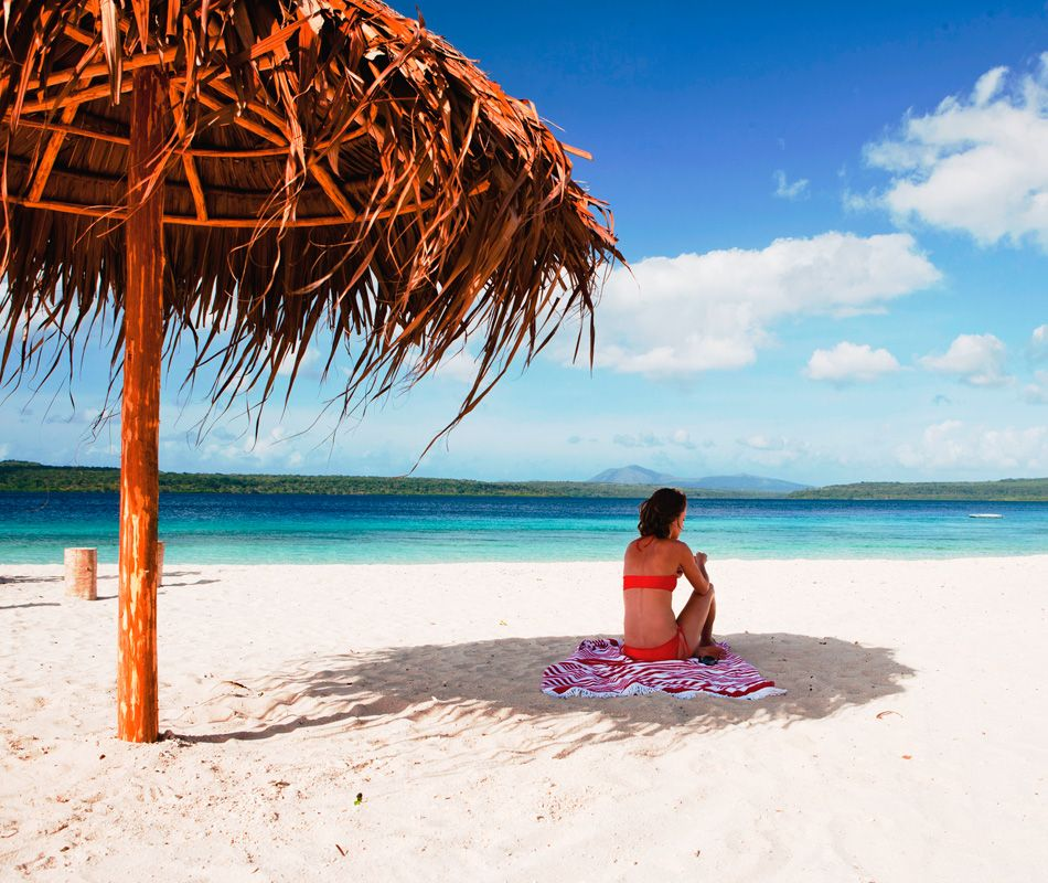 Vanuatu Beaches: White Sandy Beaches And Crystal-blue Water! Visit The