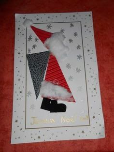 4 du samedi : Des cartes de Noël à faire en salle de classe