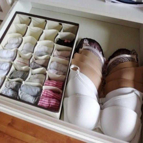 OrganizaÇÃo de guarda roupas: como organizar um guarda roupa ...