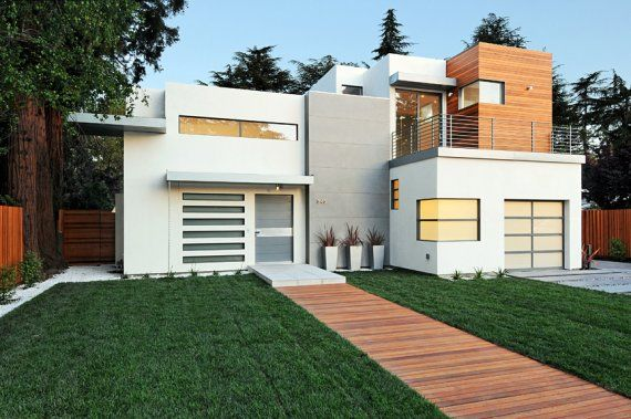 House in Palo Alto California ismalia Pinterest Modern