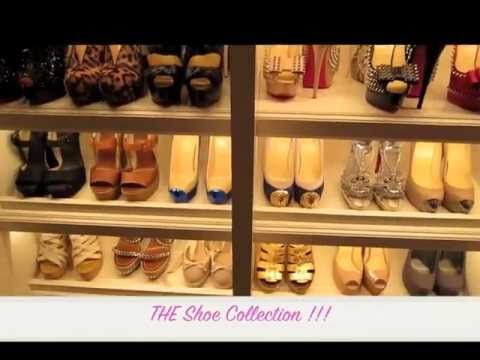 The beautiful Jennifer Stano's closet, she has amazing style! check out her blog @ http://jenniferstano.blogspot.com