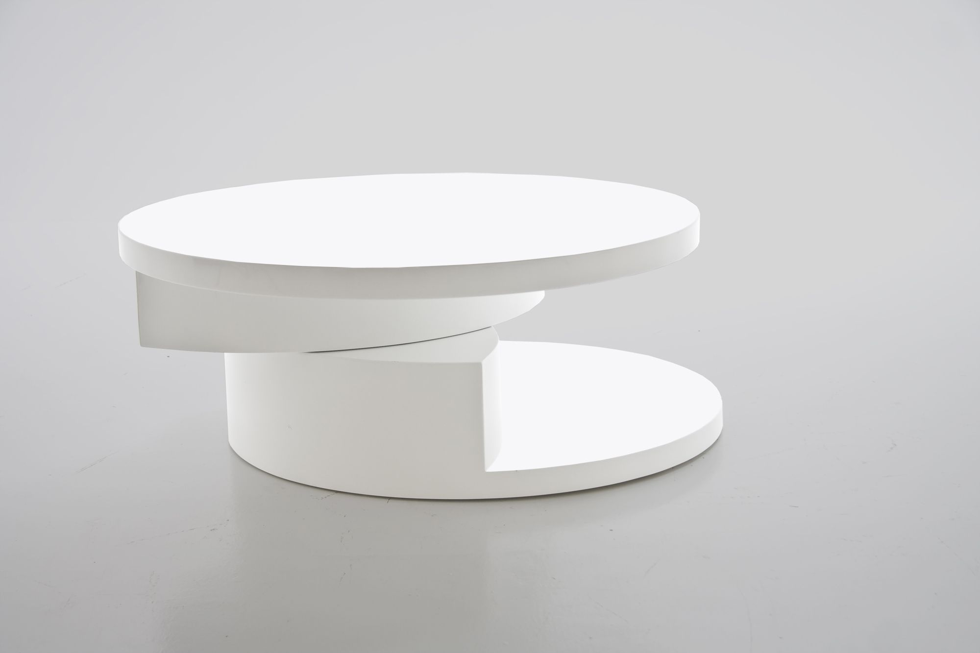 Some Round Coffee Tables Can Have An Unusual Form And Shape Unique And Elegant White Roun White Round Coffee Table Round Coffee Table Modern Round Coffee Table [ 1333 x 2000 Pixel ]