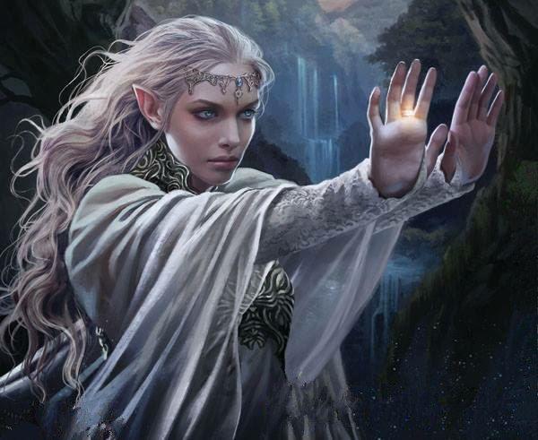 28+ Female Elf Art Dnd Pictures