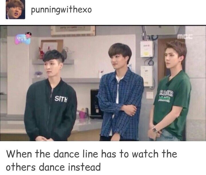 Their judging face tho