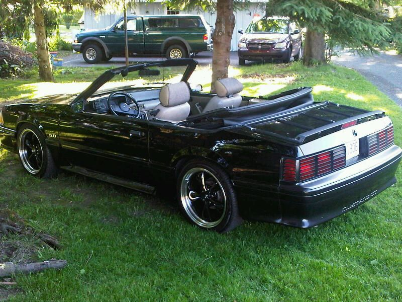 87 mustang gt convertible mike 39 s board pinterest mustang convertible and cars. Black Bedroom Furniture Sets. Home Design Ideas