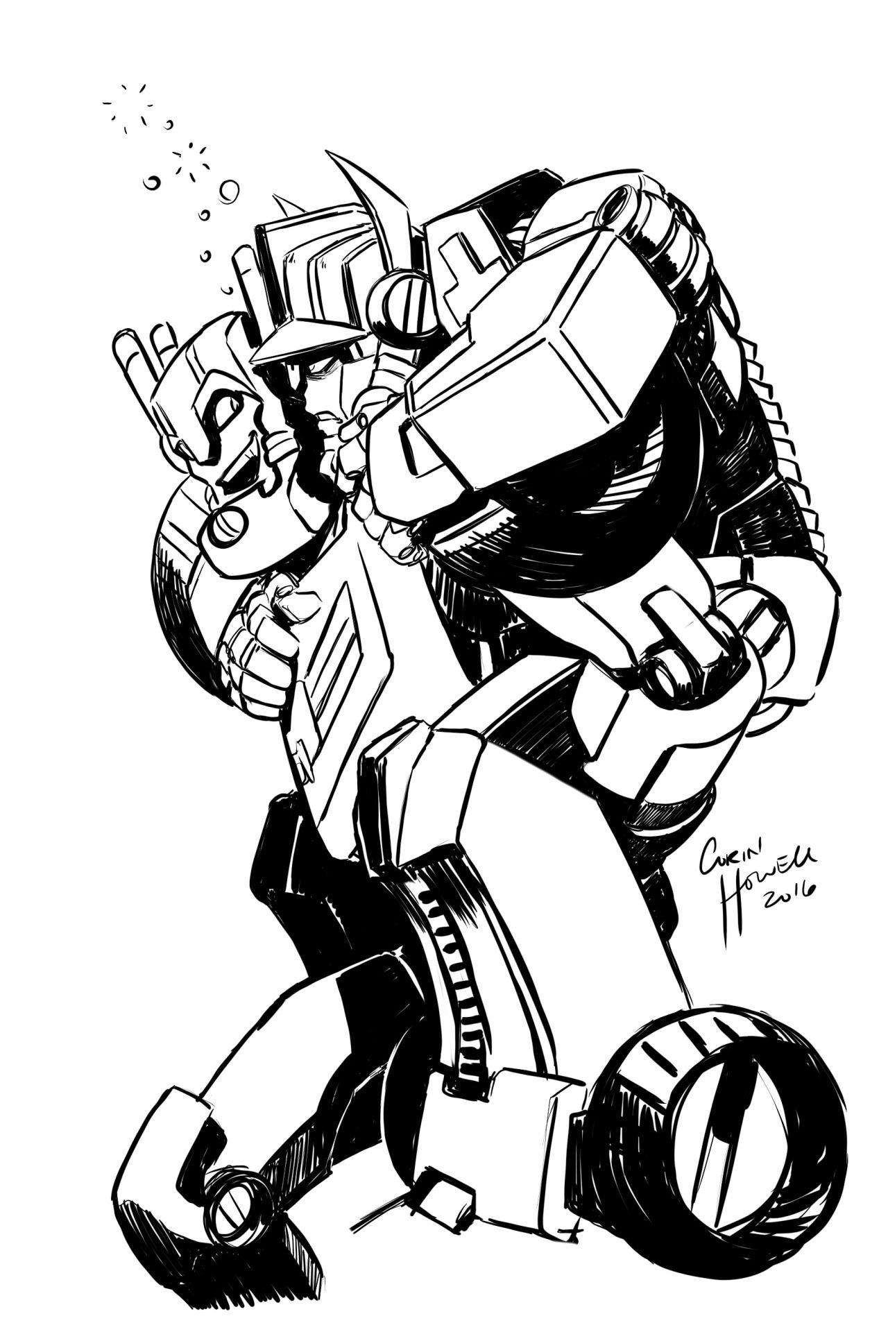 Optimus Prime Amp Sentinel Prime