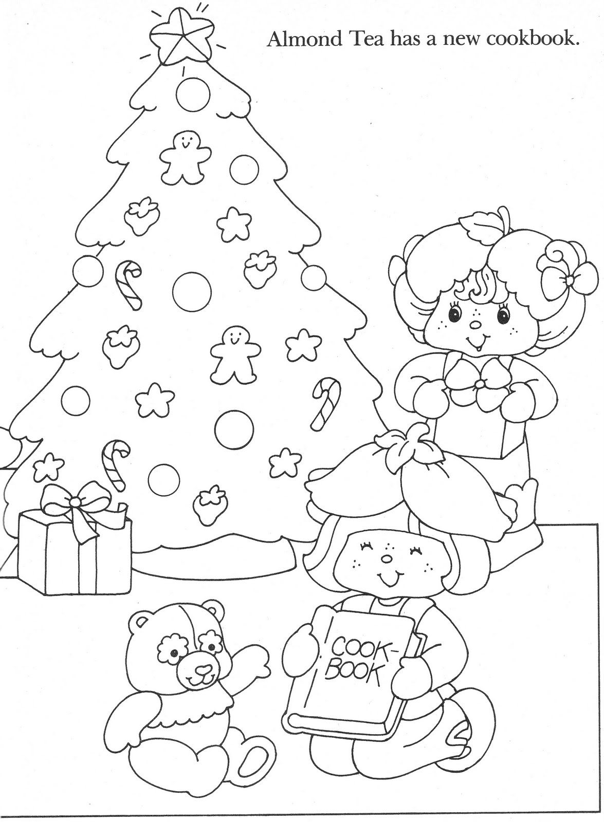 Pin von Berry Happy Home auf Christmas Coloring Fun Colouring Book ...