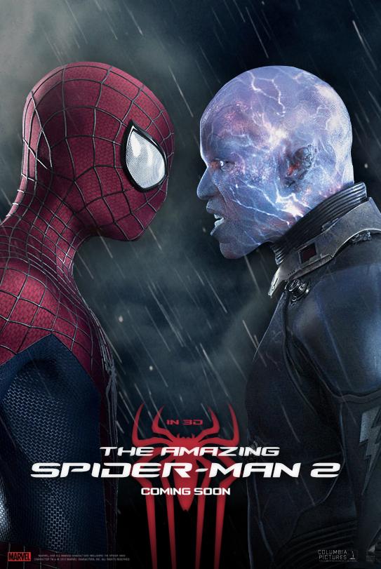 Poster The Amazing Spider Man 2 Fan Made 8 By Wibblyspidey On Deviantart In 2021 Spiderman Spider Man 2 Spiderman Art