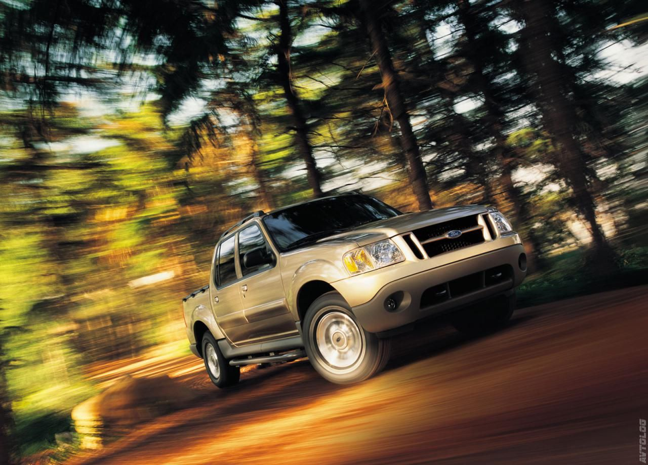 Фото › 2003 Ford Explorer Sport Trac (With images) Ford