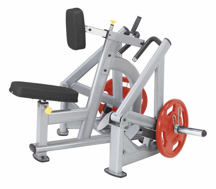 Steelflex Plsr1700 Leverage Seated Row Machine Back Exercise Equipment No Equipment Workout Row Machine Intense Cardio Workout