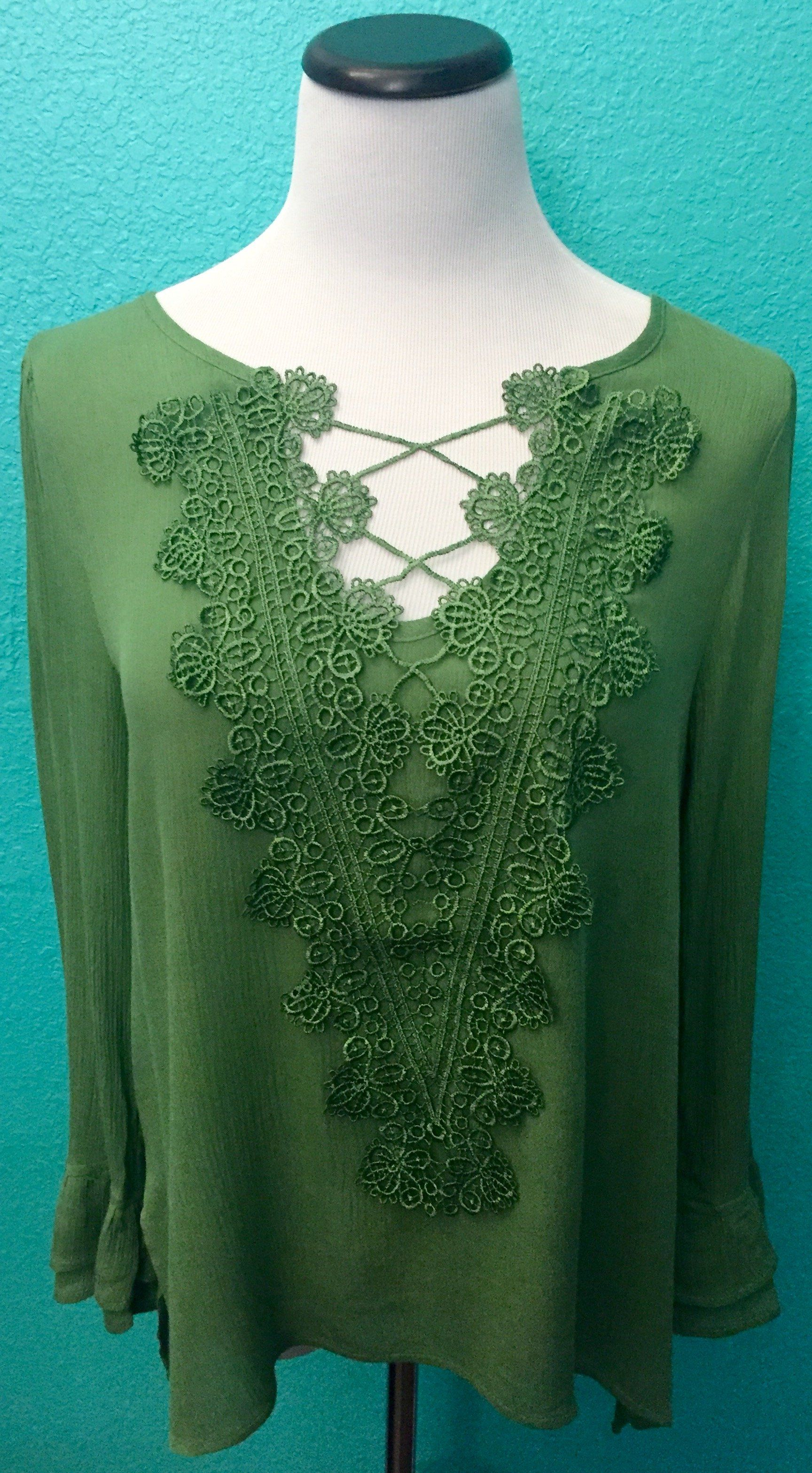 3b0602041ff Kelly Green Tunic Top | Products