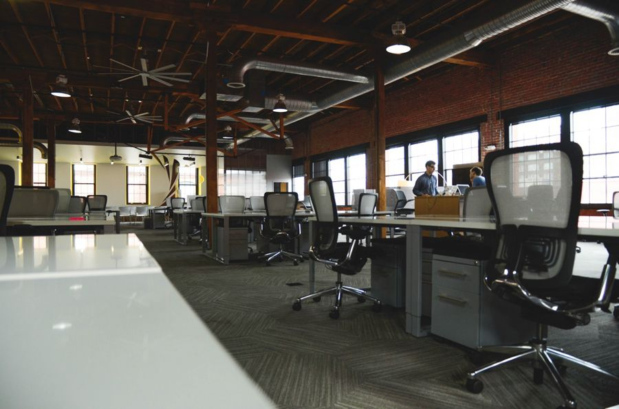 Coworking 2.0: Collaboration Meets Privacy in the Workplace
