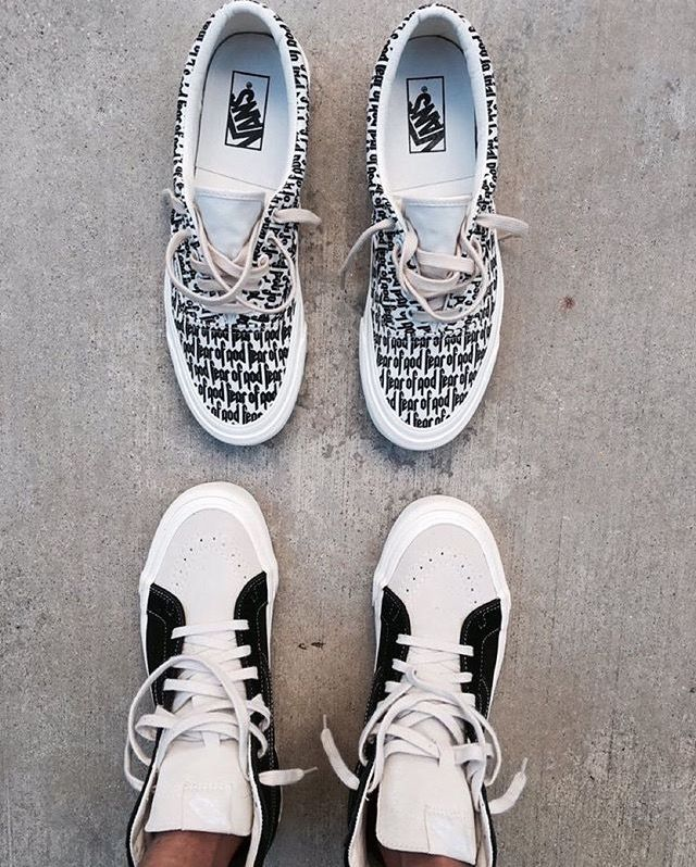 vans x fear of god kopen