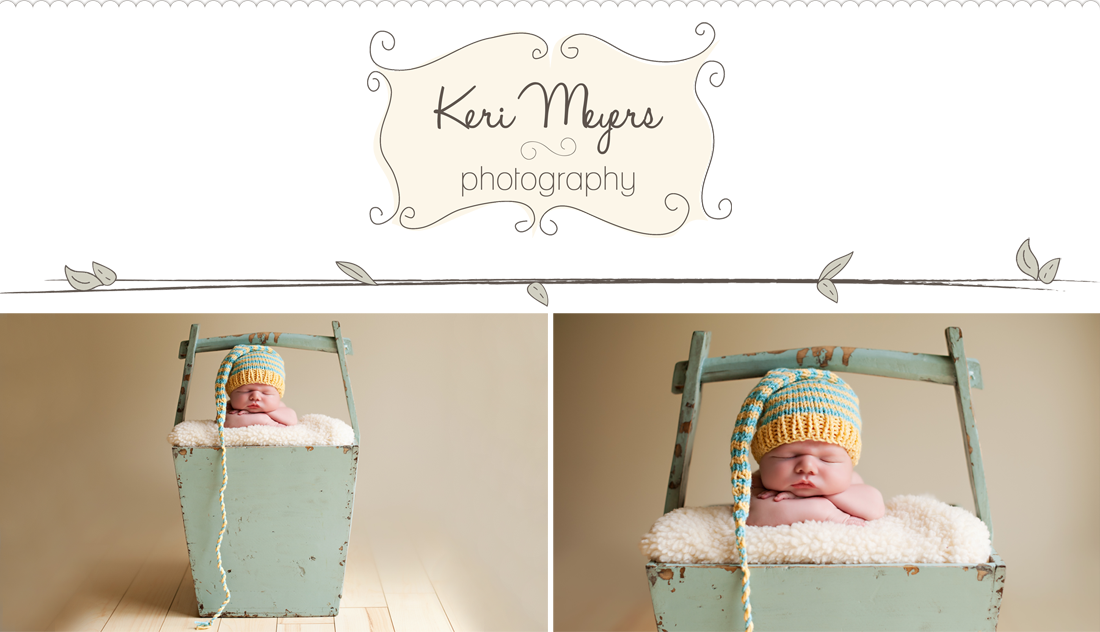 Keri meyers is a trusted and experienced portrait photographer that creates custom newborn photography for her clients in phoenix arizona