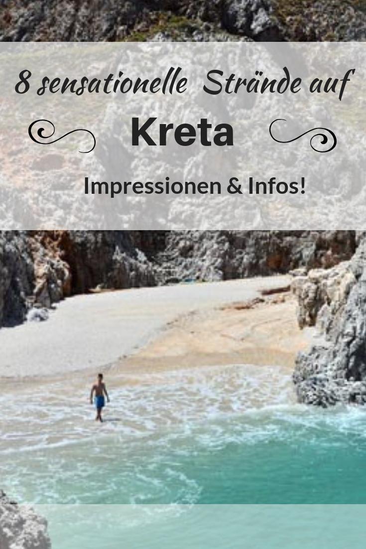 Die 8 schönsten Strände auf Kreta (mit Bildern)