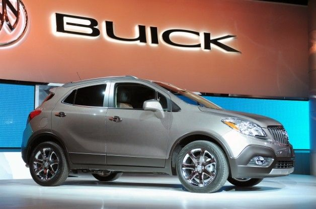 2013 Encore The Encore Is Only 168 Inches Long And Its Wheelbase Is Only 104 8 Inches Across Even With Those Diminutive Pro Vauxhall Mokka Buick Encore Buick