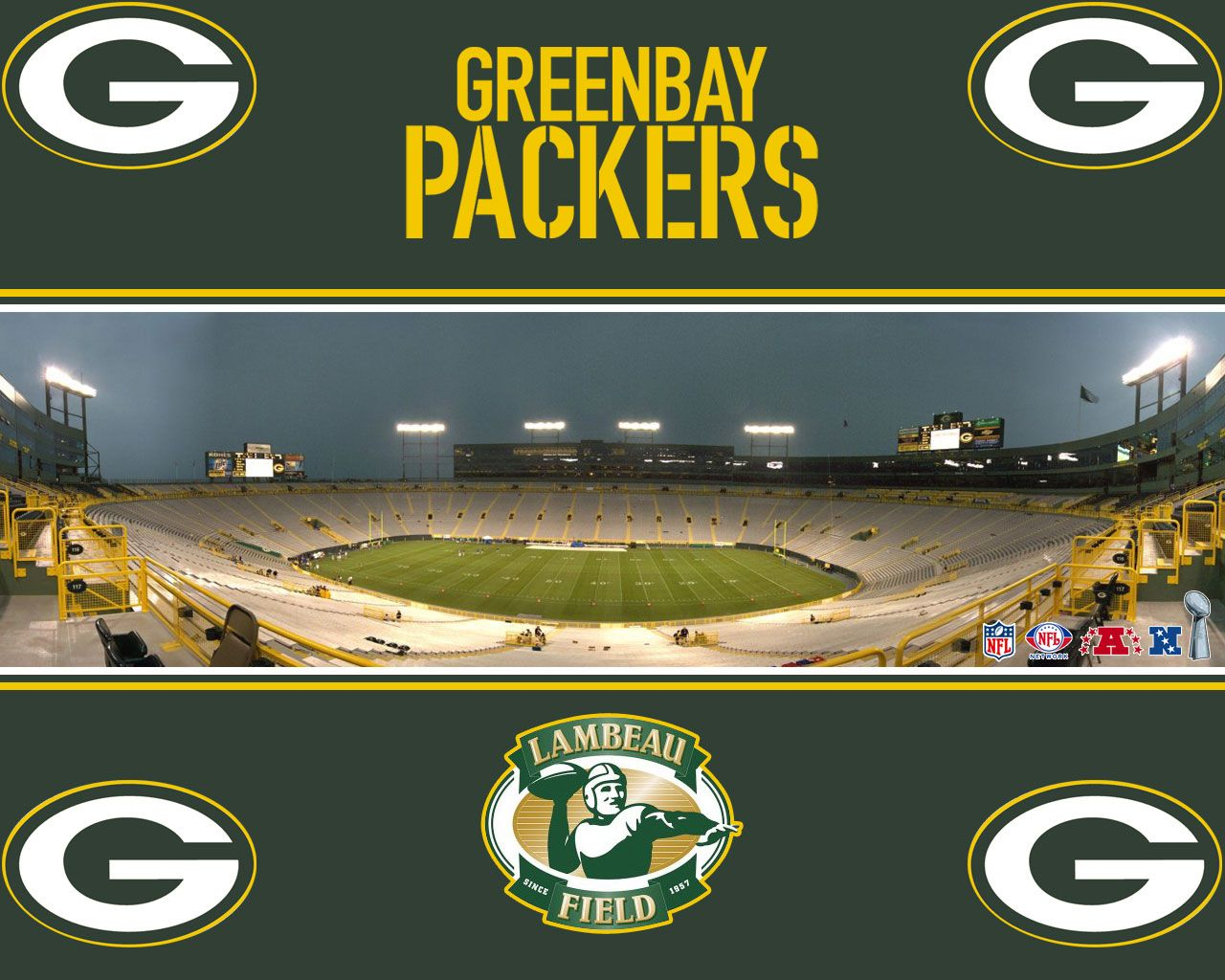 Lambeau Field Green Bay Wallpaper Sports that I love
