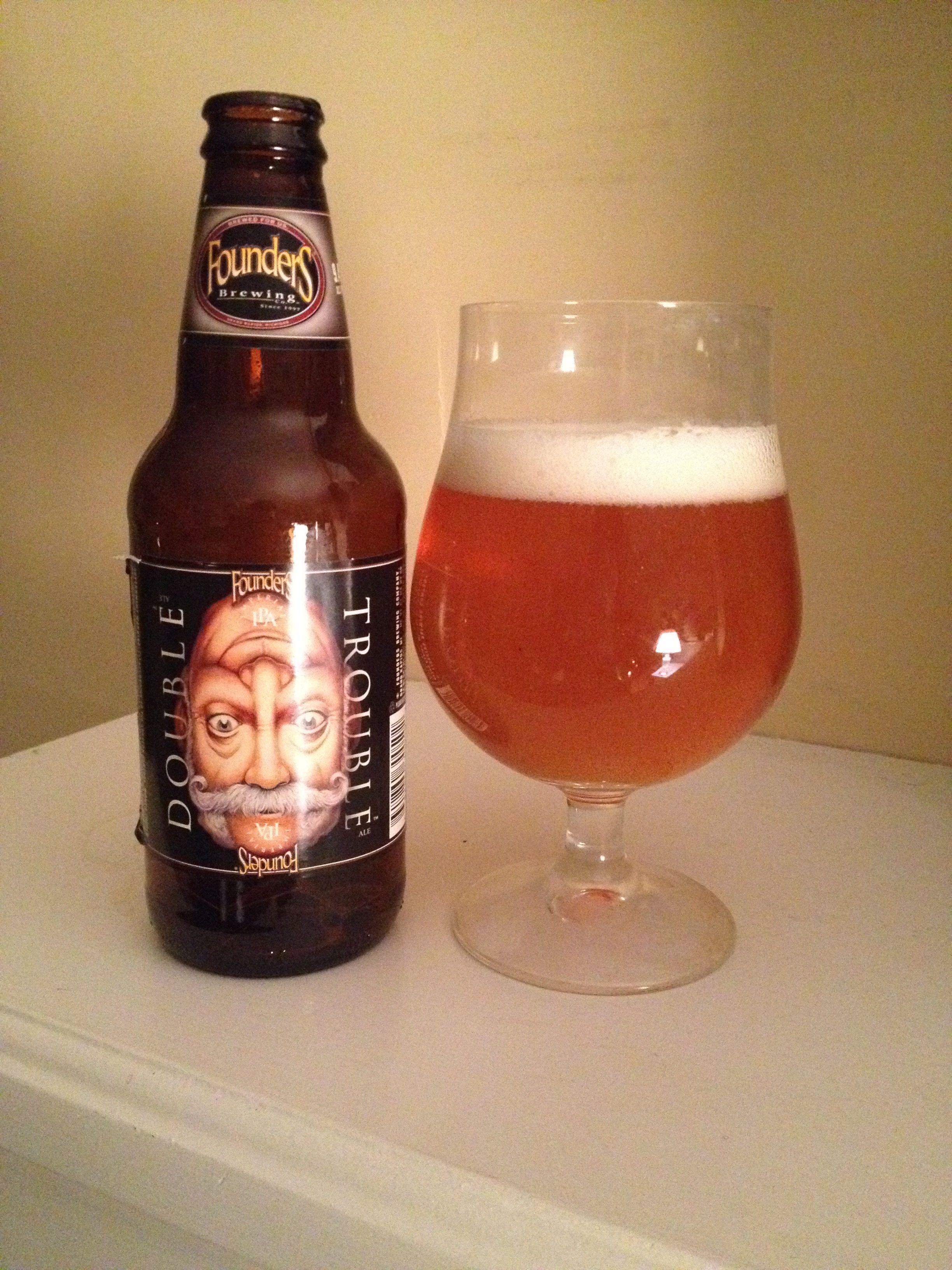 Founders Double Trouble Michigan Beer Beer Wine Finder
