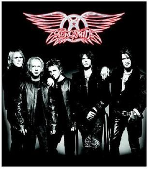 Aerosmith The First Cassette Showing My Age I Bought Was
