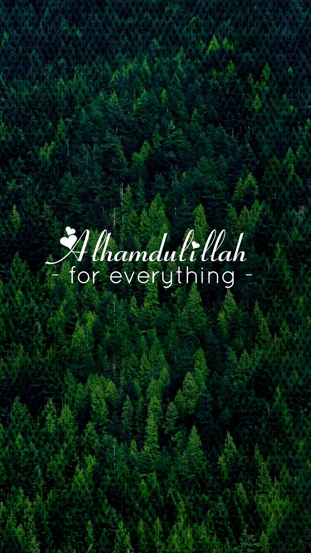 Alhamdulillah Everything Parents Friends Health Life Part Body Good For Of Alhamdulillah For Li In 2020 Islamic Quotes Wallpaper Islamic Quotes Quran Quotes