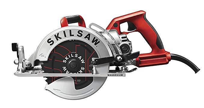 Skilsaw Spt77wml 01 15 Amp 7 1 4 Inch Lightweight Worm Drive Circular Saw Power Circular Saws Amazon Com In 2020 Skil Saw Worm Drive Circular Saw Worm Drive