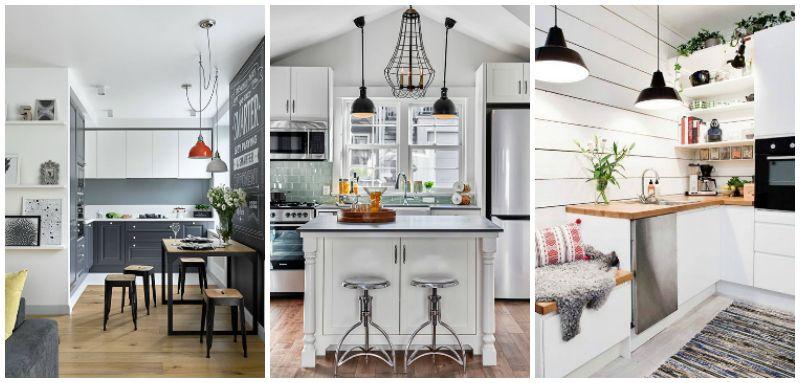 8 idee per arredare una cucina piccola | Donna Moderna | design ...