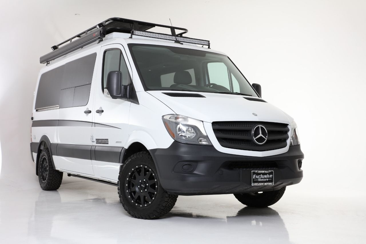 Cars For Sale Used 2015 Mercedes Benz Sprinter 2500 144 Passenger