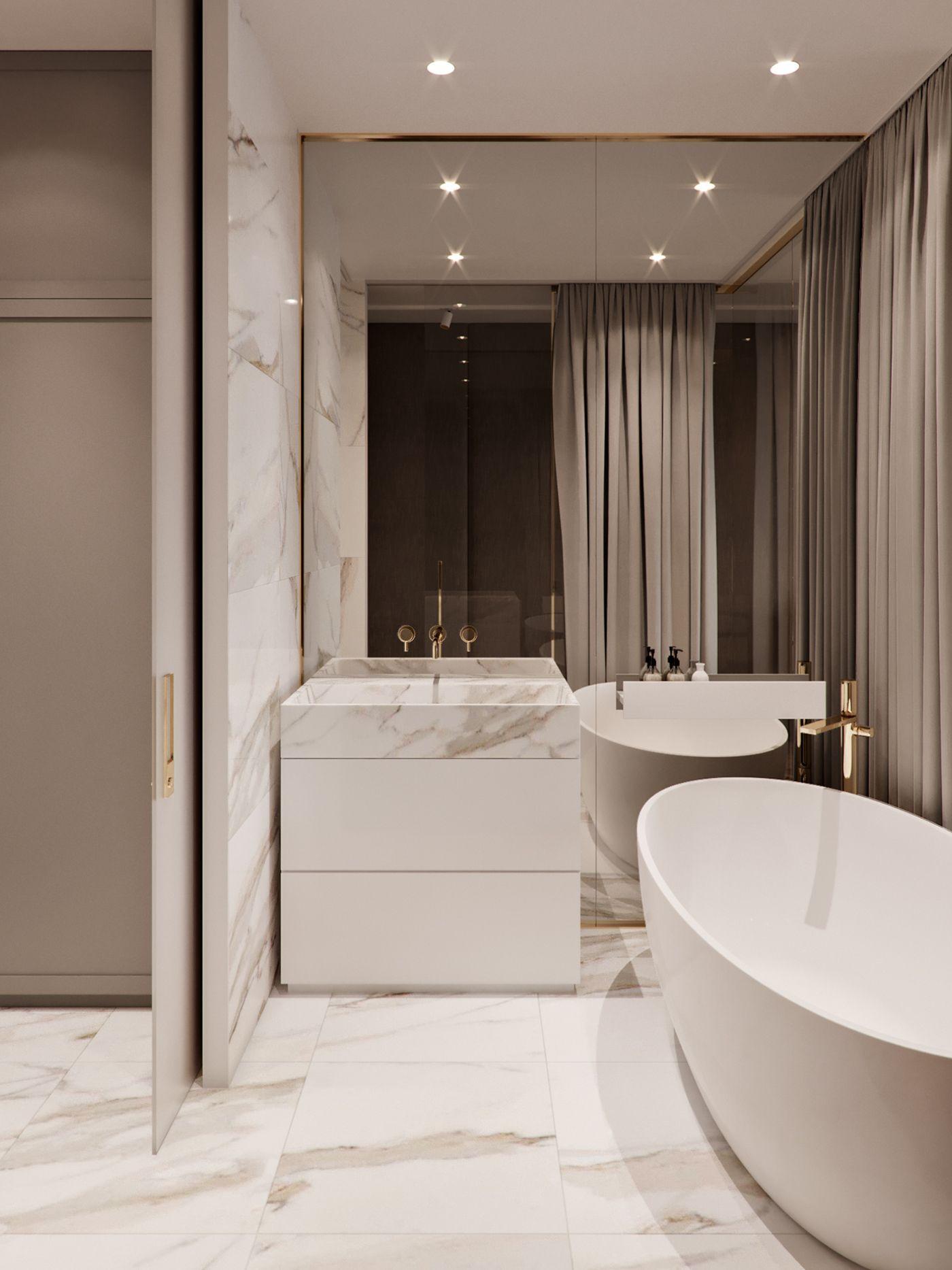 Luxus Badezimmer Einrichten 5 Inspirierende Luxusbader Design
