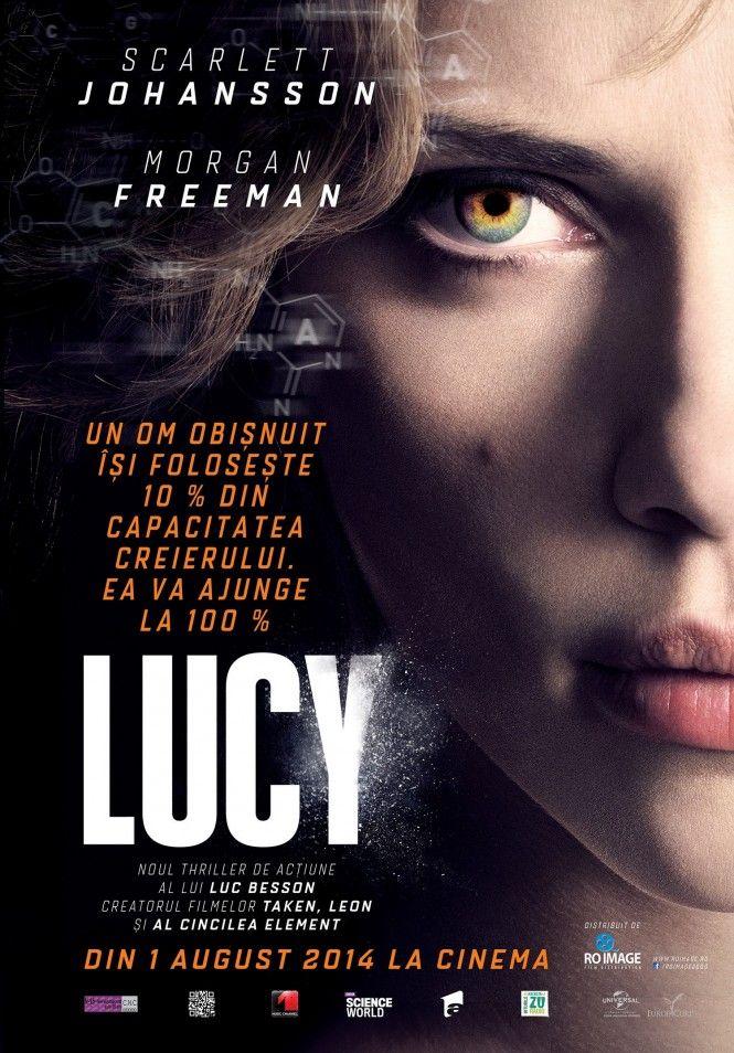 Pin De Thais Brentino Em Filmes Lucy Filme Filmes De Ficcao